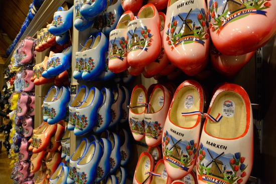 Klompen Just A Few Of The Many Types For Sale Picture Of The Clog