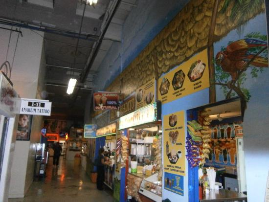 Food Places In Downtown Disney Ca