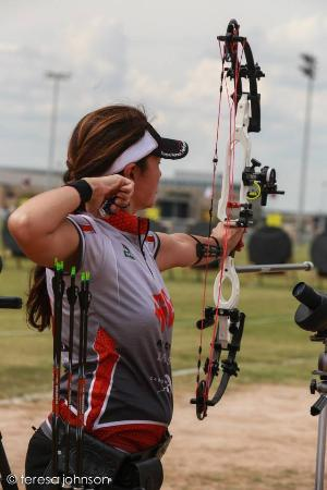 Christine Harrelson Archery