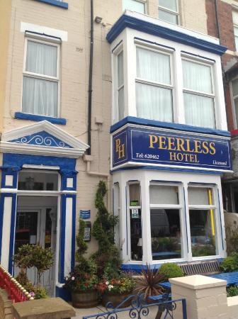 The Peerless Hotel: New Front