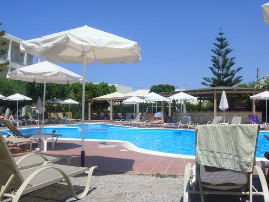 Solimar Dias Hotel : Basen