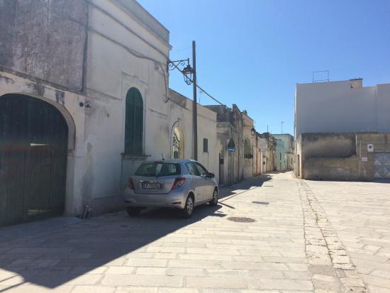 Locanda Fiore di Zagara : entrance