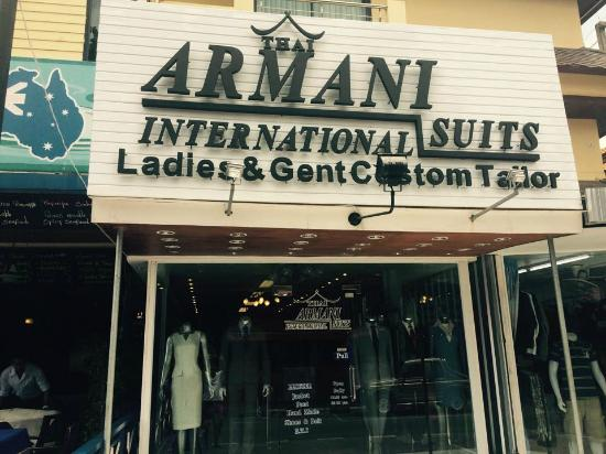 Thai Armani Suit International