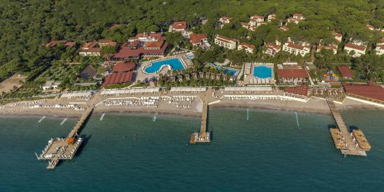 Crystal Flora Beach Hotel Antalya