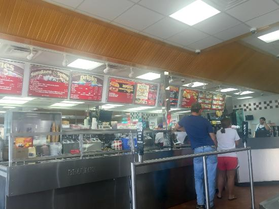 Places To Eat In Salina Ks Fast Food