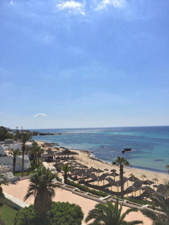 Hotel Bel Azur: The most beautiful place :)