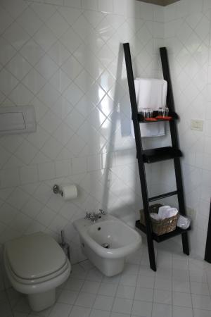 Santellone Resort : bagno