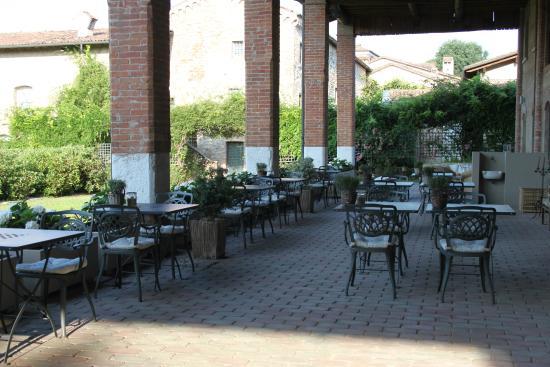 Santellone Resort: zona relax e colazione