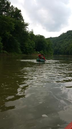 Green River Canoeing
