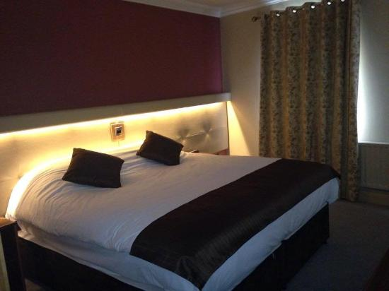 The Farnham Arms Hotel: Bedrooms