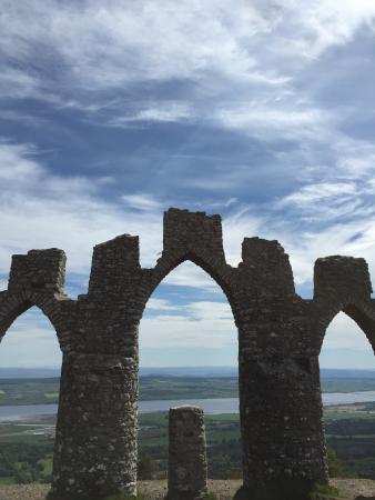 Fyrish Monument Image