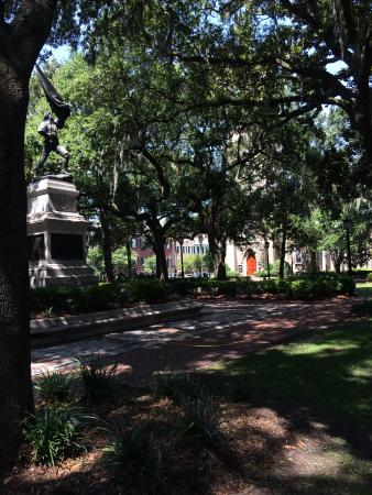 SavannahTourWalk