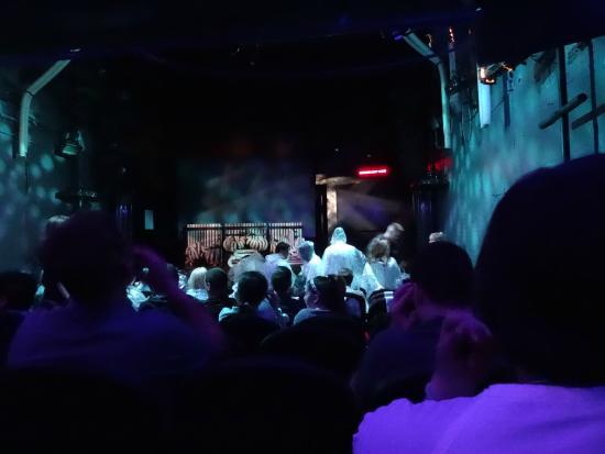 Blue Man Group Inside The Tube 116