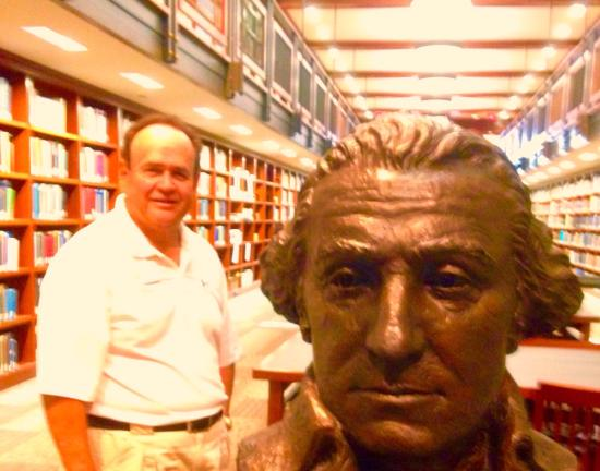 Sons of the American Revolution Genealogical Research Library: SAR HQ Library G Washington