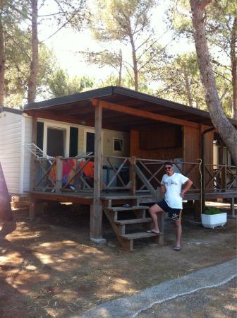 Camping Santa Maria di Leuca : La nostra casa mobile!!!