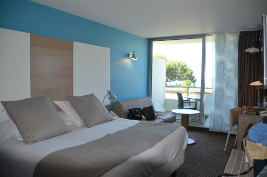 Room 3 Picture Of Hotel Point France Arcachon Tripadvisor