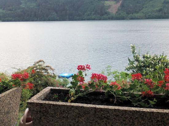 Pension Sedlak: Blick vom Balkon