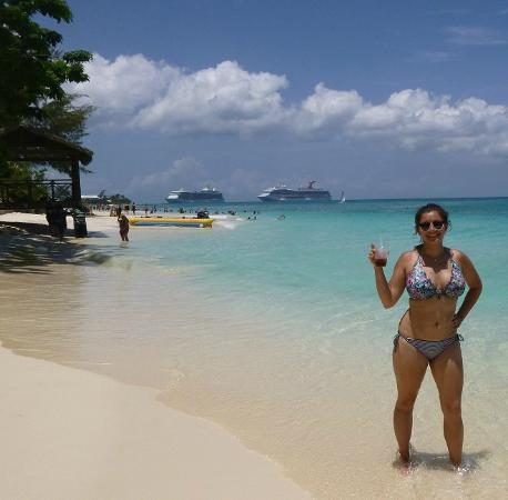 View Of Beach At Royal Palms Club