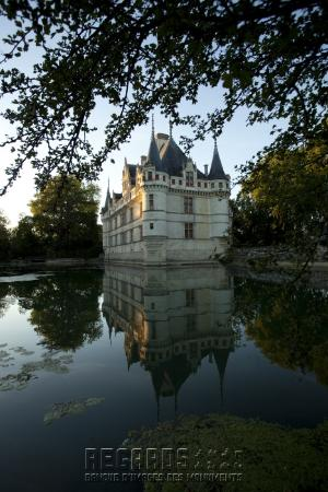 chateau of azay le rideau chateau of azay le rideau. Black Bedroom Furniture Sets. Home Design Ideas