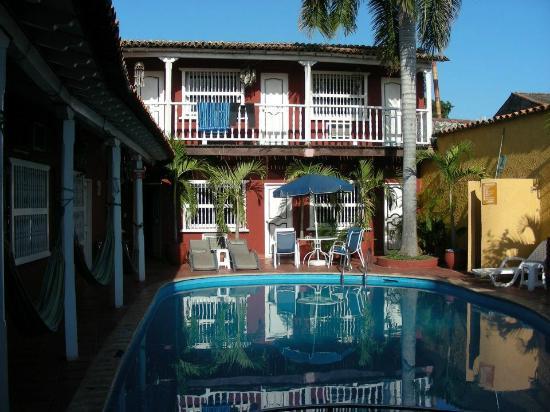 Casa Relax Bed & Breakfast : piscina