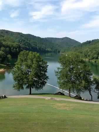 Buckhorn Lake State Resort: Peace