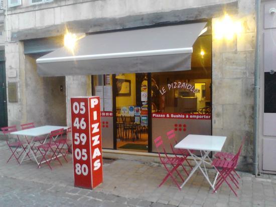 Le pizzaiolo saint jean d 39 angely restaurantanmeldelser - Office de tourisme saint jean d angely ...
