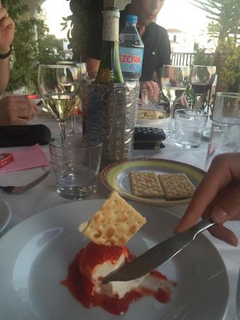 Restaurante La Terraza: En nydelig kveld på la Terrassa ������