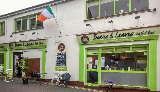 Beans & Leaves: I thought, by the name, it was a veggie place - it's not!