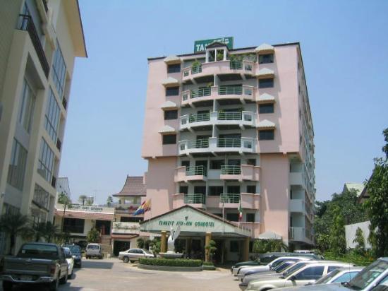 Tanawit Condotel: The Hotel