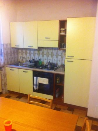 Orchidea : Appartamento pulito e confortevole...piacevole