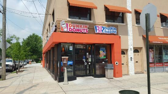 Dunkin Donuts Whitestone 1029 Clintonville St Restaurant Reviews Phone Number Photos Tripadvisor