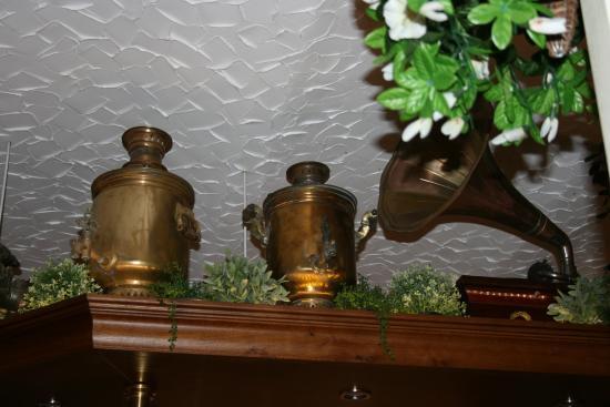 Cafe Bely Kabachok