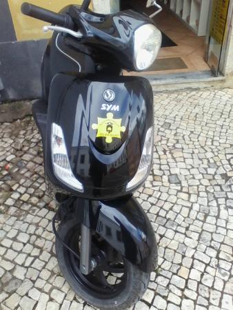 Puzzle Solutions: scooter 50cc