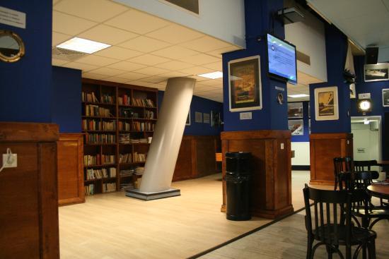 Maritime Hotel Rotterdam: Bar / Lounge
