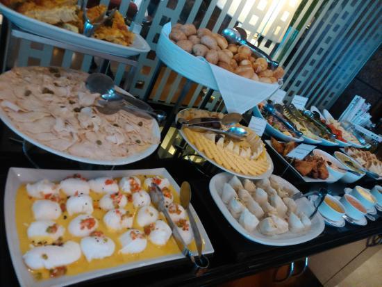 AzorIn : buffet