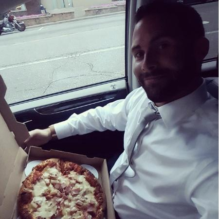 Pizza Transit: Me and Bae - a.k.a. Pizza