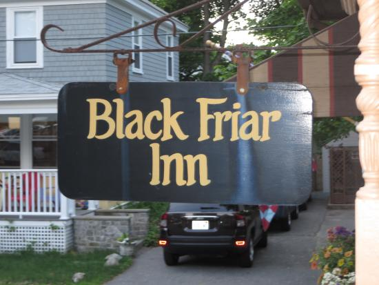 Black Friar Pub: Black Friar Inn & Pub....and good eats!