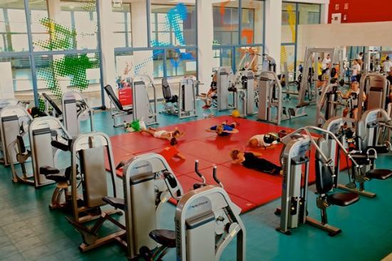 Tuineje, Spain: Gimnasio / Fitness Studio