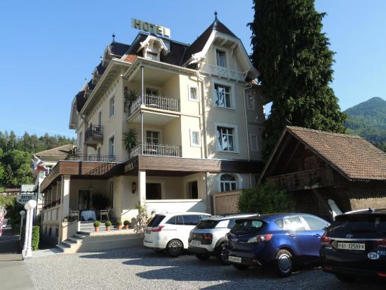 Hotel de la Paix: Hotel