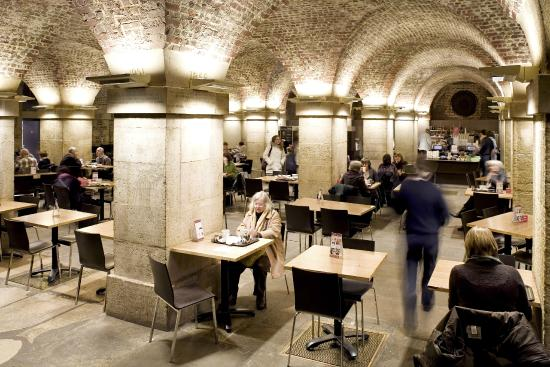 St Martin In The Fields Cafe In The Crypt