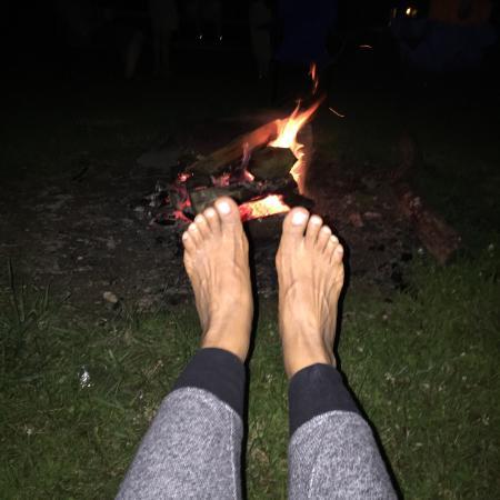 Hico, Batı Virjinya: Ray's Campground