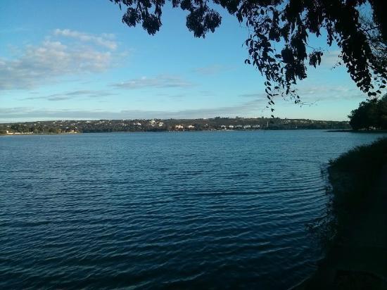 Lagoa Santa, MG: Lagoa Central