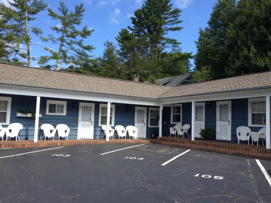 Blowing Rock Inn and Villas: Best stop in Blowing Rock!