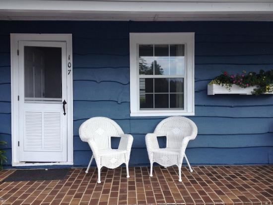 Blowing Rock Inn and Villas: Did I mention the chairs?!