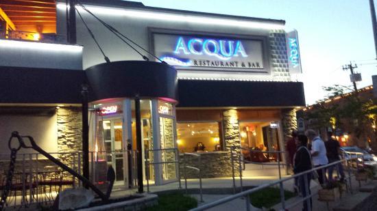 Acqua Restaurant St Catharines