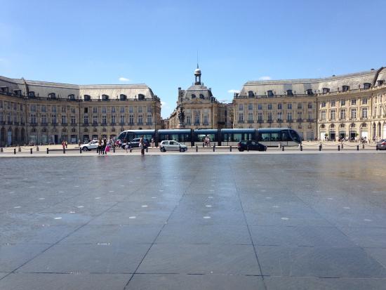 Hotel Majestic : Place de la Bourse