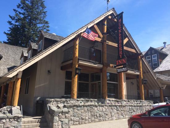 The Huckleberry Inn