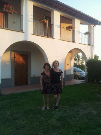 Il Marrugio: Roberta e Paola al marrugio