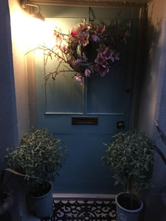 Westcroft Guesthouse Boutique B & B: You'll know you've arrived - best front door in town