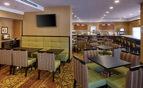 Holiday Inn Express Toronto - North York : Great Room